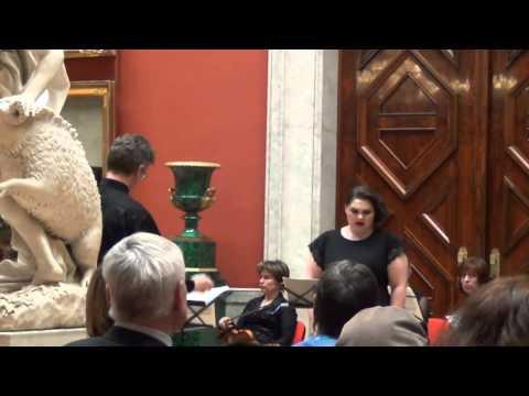 """Handel: Imeneo, HWV 41, Aria di Tirinto """"La mia bella"""""""