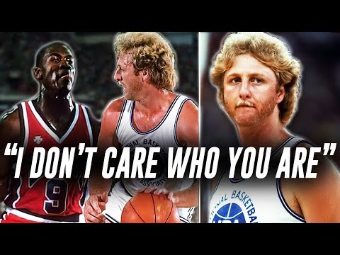 Larry Bird Trash