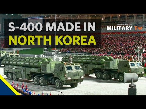 Very similar to the S-400: North Korea displays new air defense system