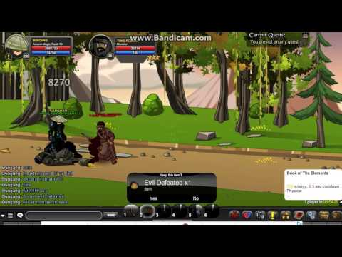 Onclax Aqw Private server HOW to get acs.gold,lvl up and get OP class