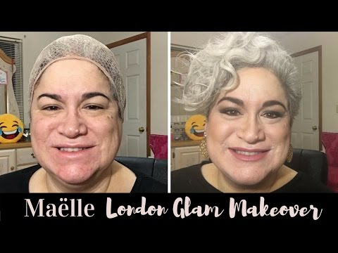 The Maëlle London Glam Look