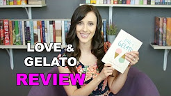 LOVE & GELATO BOOK REVIEW + RECOMMENDATION (SPOILER FREE)