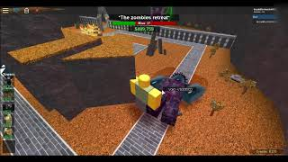 Roblox Tower Battles Simulator Beated Void part 2 solo