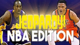 JEOPARDY GAME SHOW | NBA EDITION | KOT4Q