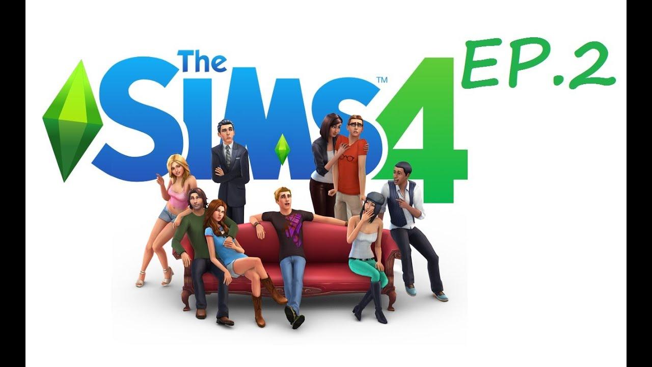 The Sims 4 ตอนที่ 2 : วันอันแสนวุ่นวาย