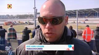 Zoon van Piet Keijzer over dodelijk ongeluk in stockcar