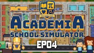 Academia: School Simulator | EP04