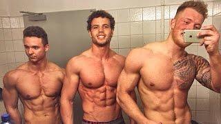 FitnessOskar mit Schmale Schulter & Mace - Training, Motivation & Vlog