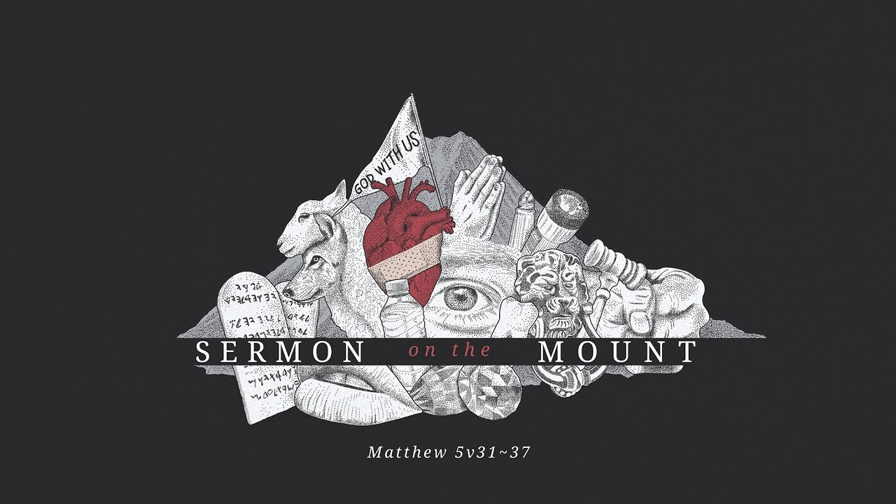 Sermon On The Mount Pt 7| Divorce Cover Image