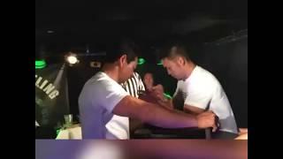 アームレスリング AJAF National Champion 三木 崇史 選手 VS JAWA Nati...