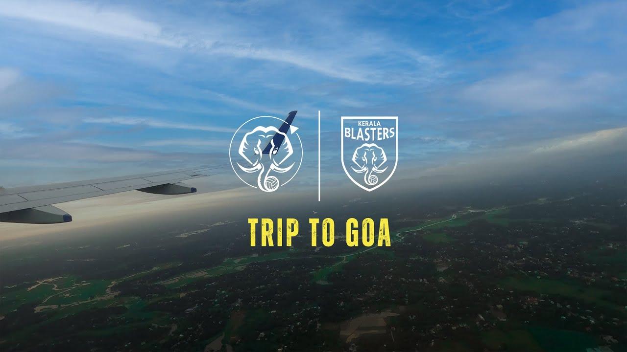 Goa Travel Video   Kerala Blasters