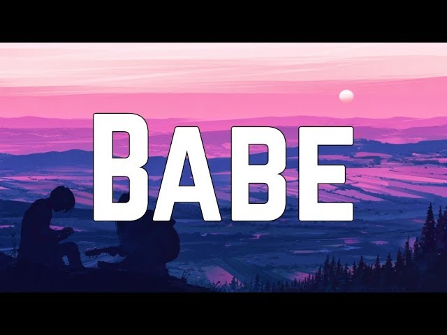 Sugarland - Babe ft. Taylor Swift (Lyrics) #1