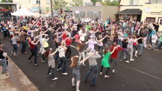 Five Points Jazz Festival Flash Mob