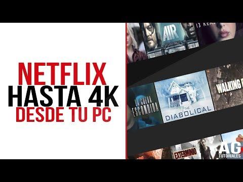 Ver Contenido 4k Gratis Hdr Youtube Netflix F 225 Cil Ultra