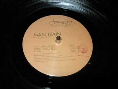 Man Train - Meteor