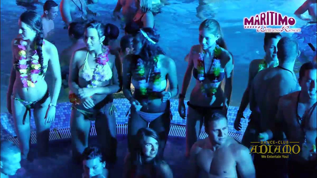der maritimo poolparty