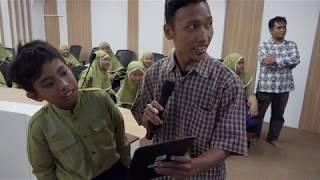 Kabar Sleman | SD Muhammadiyah Mantaran Kunjungi Kominfo Sleman