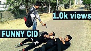 CID funny video