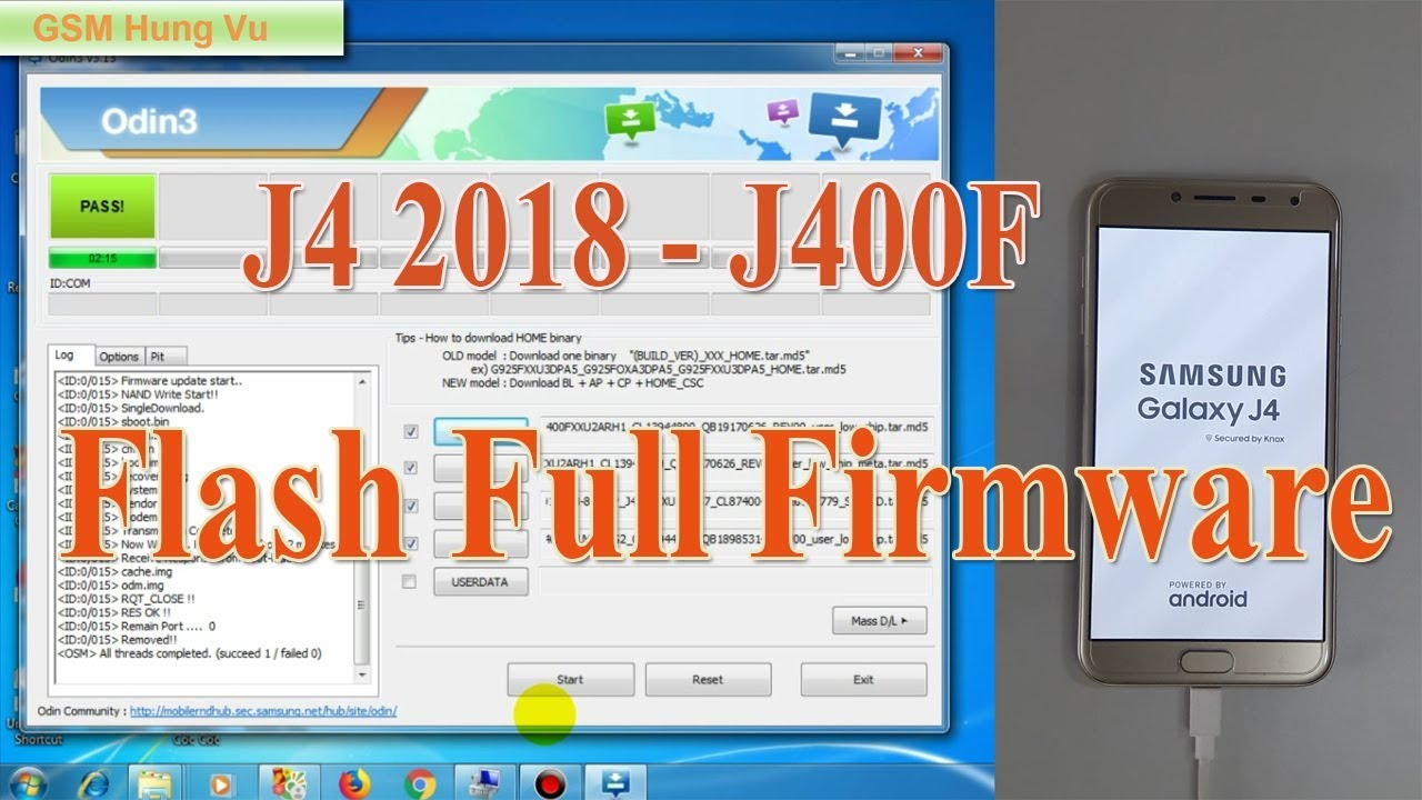 Samsung J400F Firmnware File Android OREO 8 0 - Gsm Hung Vu