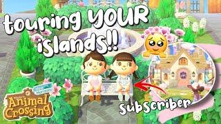 I tour YOUR Islands!! | 80K Special 🤪