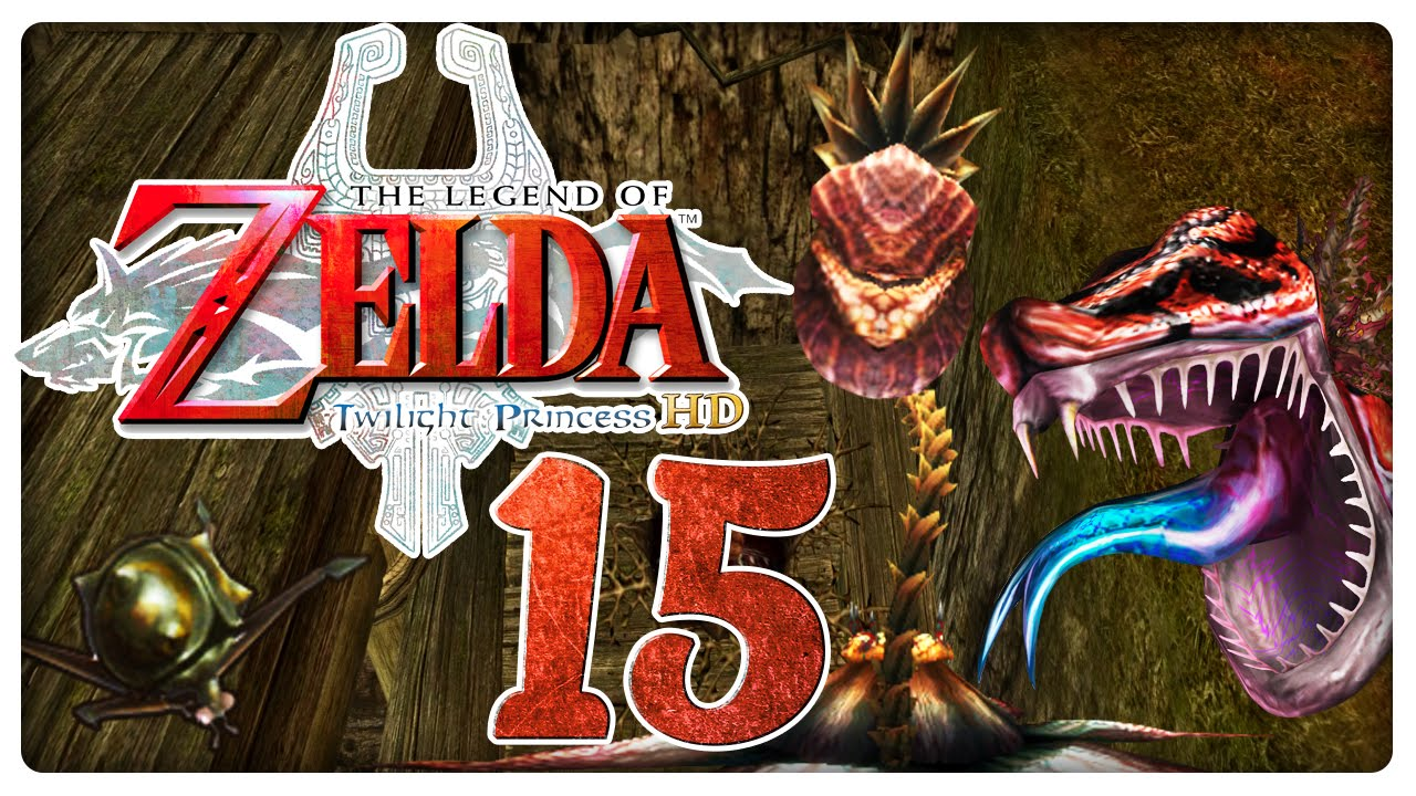 THE LEGEND OF ZELDA TWILIGHT PRINCESS HD Part 15 So ein