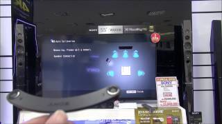 Auto calibration on Sony Blu-ray Theatre BDV- N9200