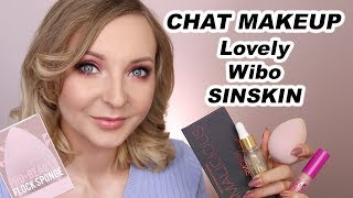 Chat makeup z nowościami Lovely, Wibo i SinSkin | HITY ?