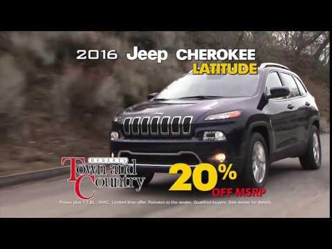 20% Off Jeep Cherokee Latitude | Hebert