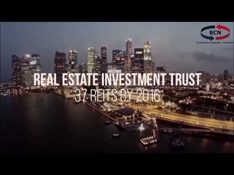 Introduction to REITs in Singapore by RCN