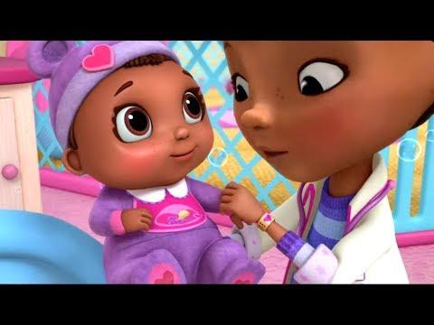 Доктор Плюшева: Клиника для игрушек. Сезон 4 серия 7 | Мультфильм Disney