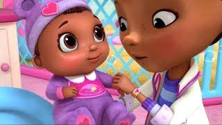 Доктор Плюшева Клиника для игрушек Сезон 4 серия 7 Мультфильм Disney