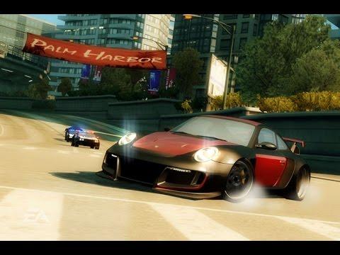 NFS Undercover - Porsche 911 GT2 - YouTube