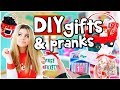 DIY Holiday Gifts/Stocking Stuffers & Prank Ideas!