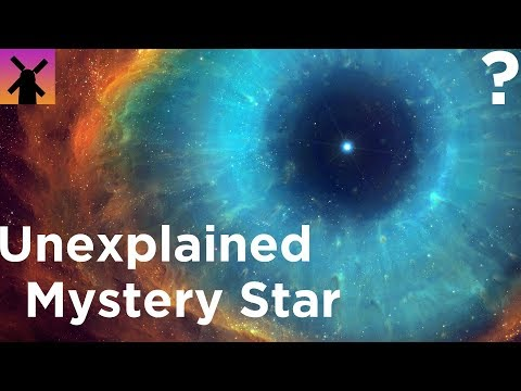 The Most Mysterious Star in the Universe?