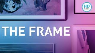 Samsung THE FRAME 2019: il TV che sembra un quadro
