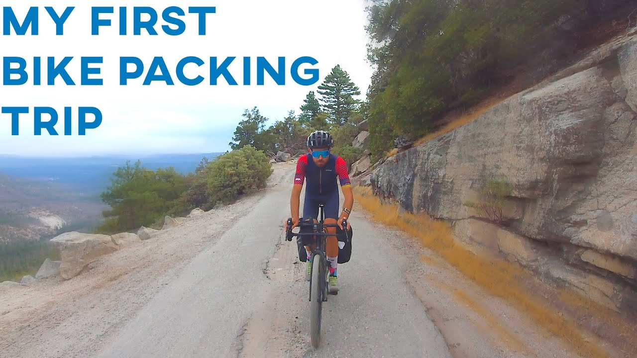 My First Bike Packing Trip (I had no clue what I was doing)