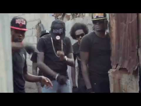 Aidonia Ft Deablo,Shokryme,Jayds -All 14 {OFFICIAL MUSIC VIDEO FEBRUARY 2013}