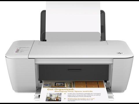 مراجعة كاملة لطابعة HP Deskjet 1510 All In One