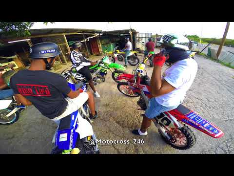 Your Now Watching Motocross 246 In BARBADOS