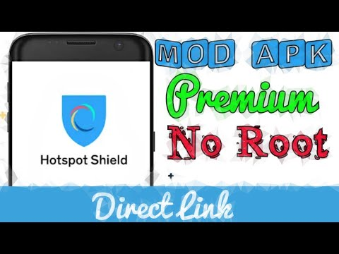 Hotspot sheild vpn Cracked apk no root 2018 (apk)