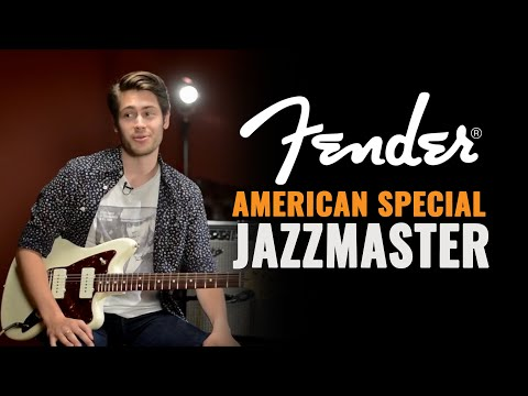Fender American Special Jazzmaster (CME Exclusive) Guitar   CME Gear Demo