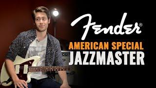 Fender American Special Jazzmaster (CME Exclusive) Guitar Demo