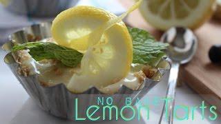 No Bake Lemon Tart   Sugarstilettosstyle