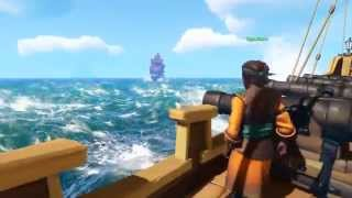 Sea of Thieves — трейлер анонса