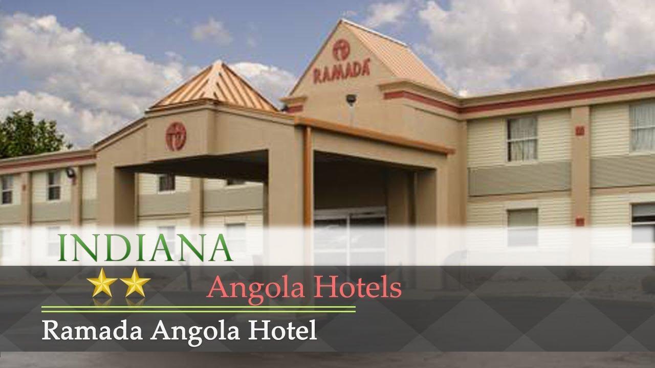 Ramada Angola Hotel Hotels Indiana