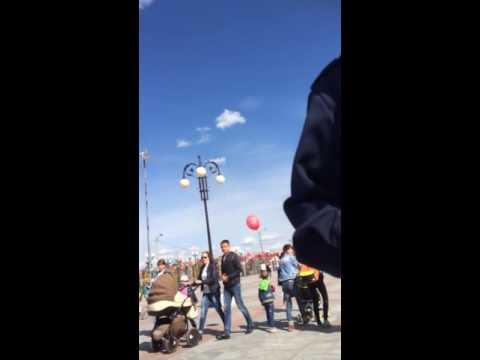 Истерика Леонида Маркелова на 9 мая 2016 года