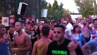 Ben Gold - Captured Festival, Ibiza 2014
