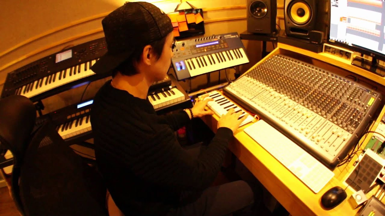 how to become a famous music producer