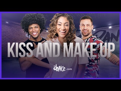 Kiss and Make Up - Dua Lipa & BLACKPINK  FitDance Life Choreography Dance