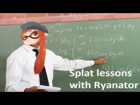 Splatoon lessons with